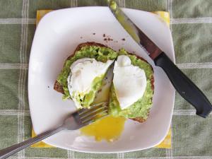 AvocadoBreakfasts1-Poachedeggonavocadotoast