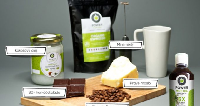 Power Coffee recept