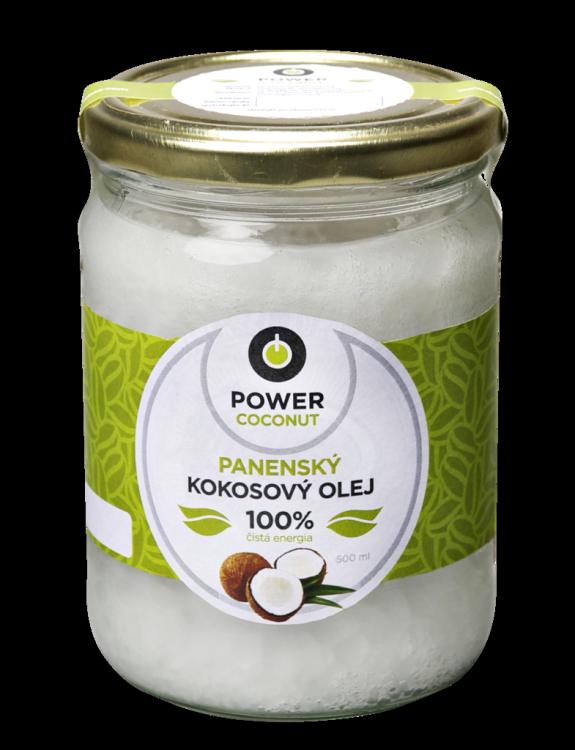 150325_Power Kokosový olej