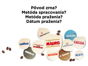 Talianske kávy?