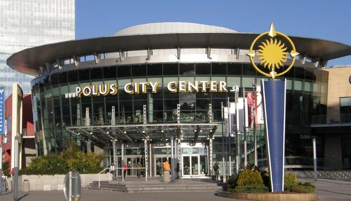 Polus City center
