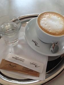 Cappuccino potrebuje ešte trošku tréningu