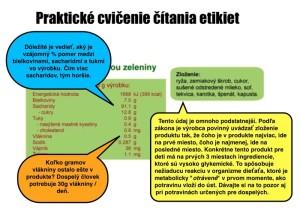 Ako čítať etikety? zdroj: vladozlatos.com