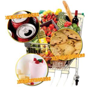 Xenoestrogény ako toxíny sú ozajstným problémom súčasných moderných potravín