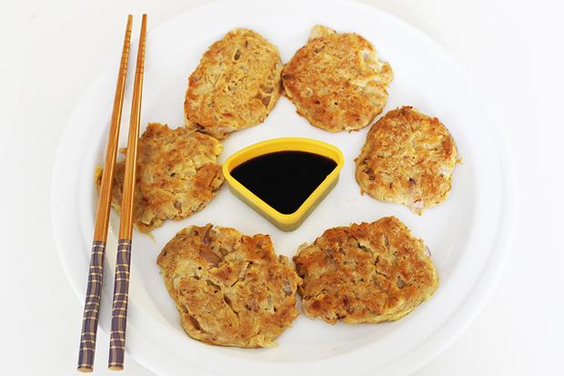 Korean-Tuna-Pancakes