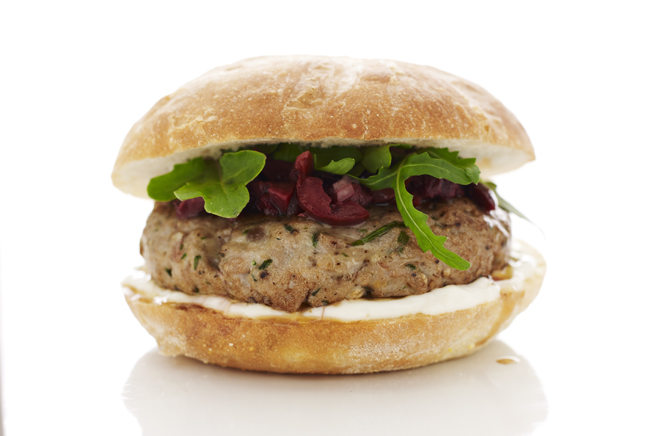 Tuniak Burger