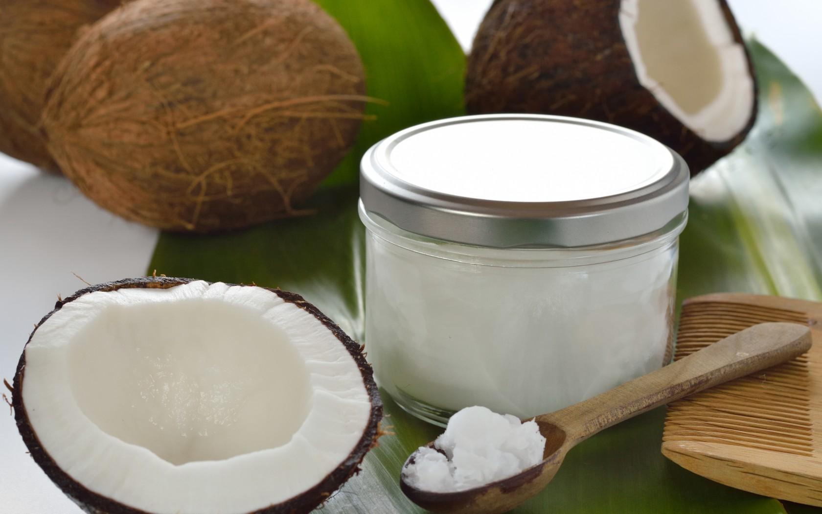 kokosovy olej vyuzitie