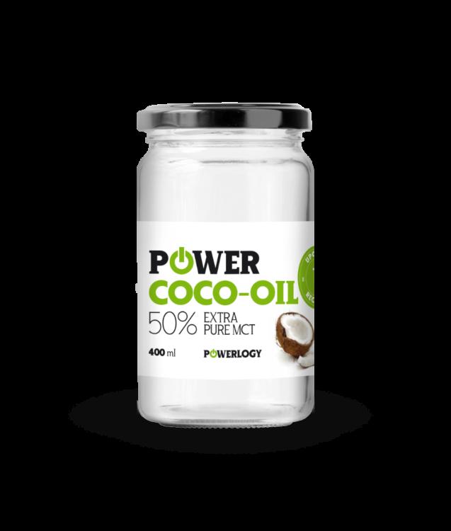 KOkosovy olej extra panensky POWERLOGY