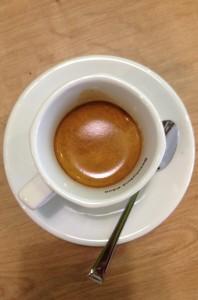 Správne espresso 90% Arabica, 10% Robusta