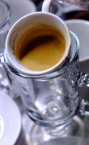 Správne espresso 100% Arabica