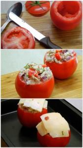 Tuniak v paradajke