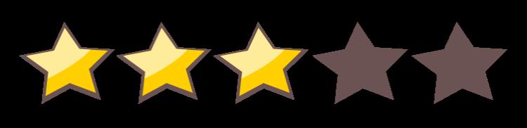 3 hviezdicky