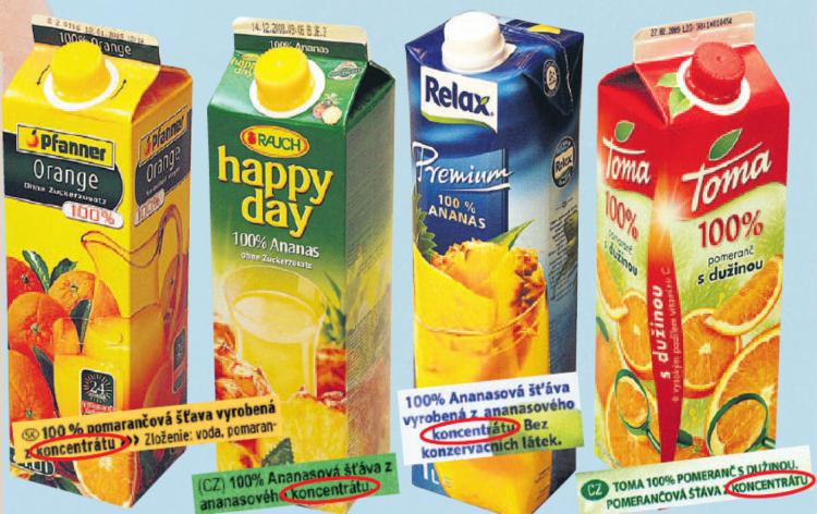 Dajte si veľký pozor na sladené nápoje a koncentrovanú fruktózu!