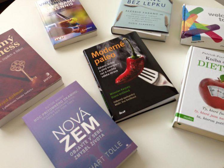 Knihy sumar