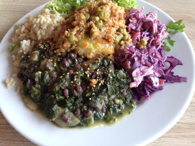 Vegetariánsky a možno aj vegánsky obed...Správne pripravený, uvarený, raz za čas vôbec nezaškodí...