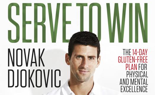 Novak Djokovic strava