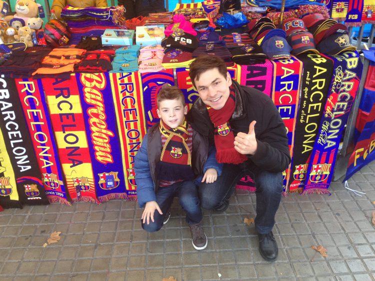 Futbal Tour Barcelona