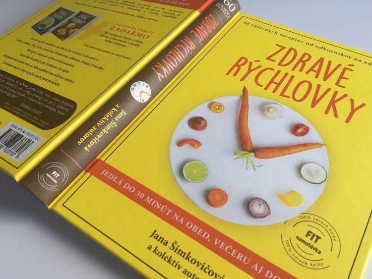 zdrave rychlovky kniha