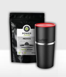 Power Coffee Cafflano