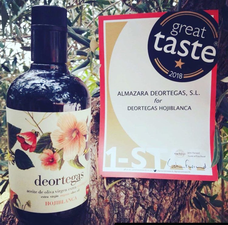 De Ortegas Dusan PLichta olivovy olej