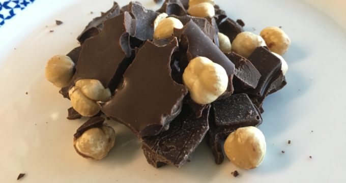 Horka Power cokolada 70%