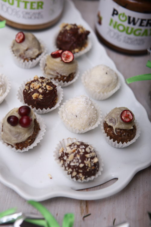 Bio kvalitne sladkosti  na vianoce