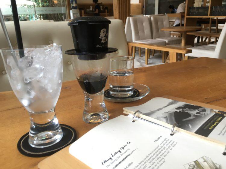 Skvela silna kava vo Vietname