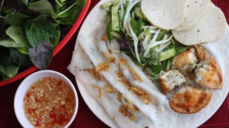 Streetfood vo Vietname