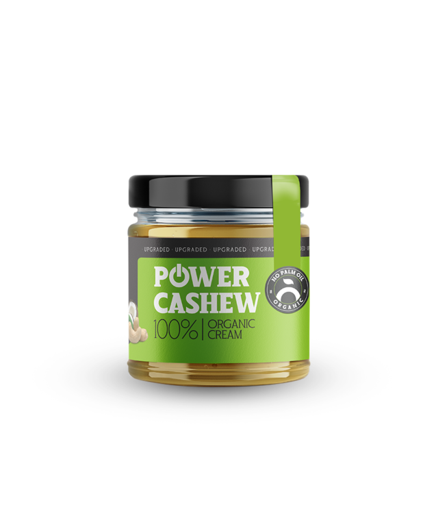 Power Cashew Kešu maslo a krem