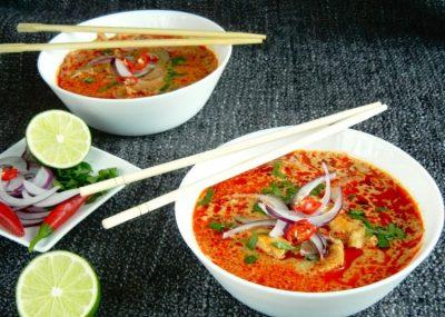 thajsko kari polievka ryzove rezance dusan plichta powerlogy