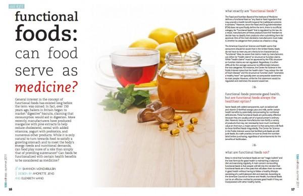 funkcne potraviny pre zdravie