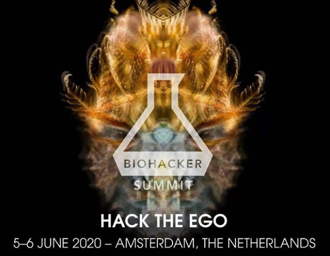 Biohacker Summit Amsterdam Dusan Plichta