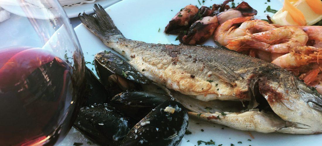 zdravé jedlo, ryby recepty