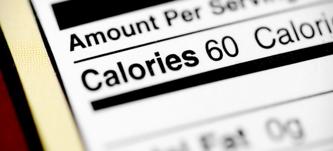 Calorie headline