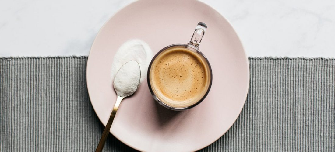 Coffeee and Collagen