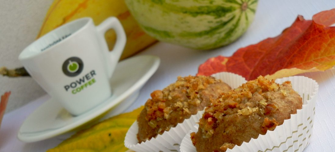 muffin s kavou