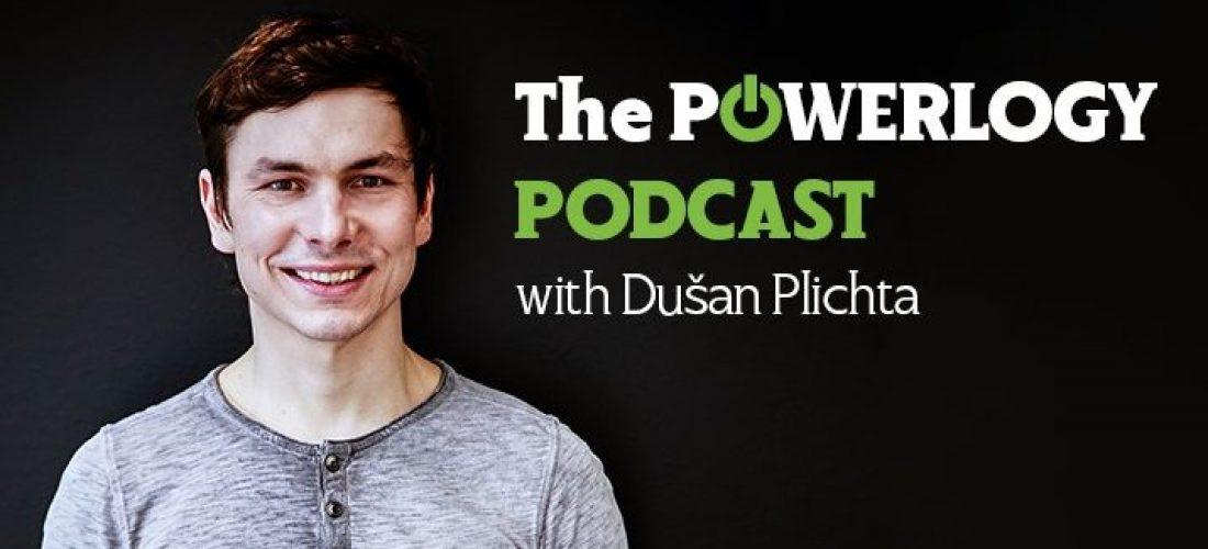 Podcast Dusan Plichta Powerlogy