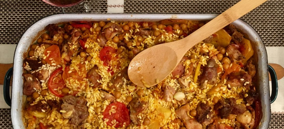 Dusan Plichta ryza recept